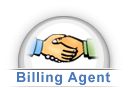 Personal Information for Billing Agent